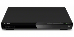 Sony DVPSR170B DVD Player